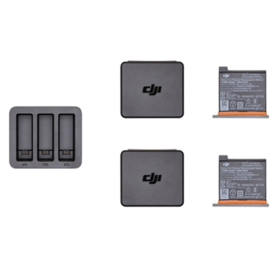 DJI OSMO Action 充電管家套裝 (公司貨)