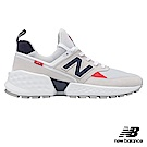 New Balance 復古鞋 MS574GNC_男性牙白