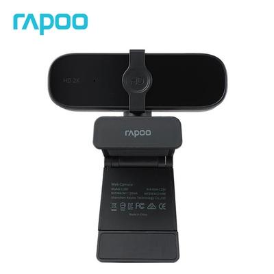(結帳88折)RAPOO 雷柏 C280 網路視訊攝影機 2K FHD1440P 自動對焦超廣角降噪