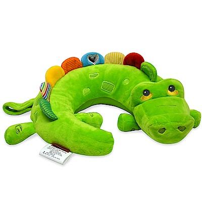 美國 Fisher Price 費雪 鱷魚護枕