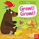 Can You Say It Too?Growl! Growl! 野外動物翻翻書(美國版) product thumbnail 1