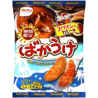 栗山 月亮米果-辛辣咖哩風味(91g)