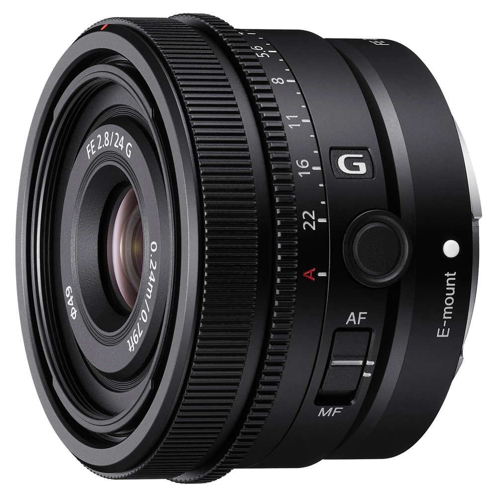 SONY FE 24mm F2.8 G SEL24F28G 廣角定焦鏡頭 公司貨