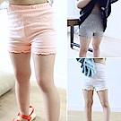 小衣衫童裝    必備款舒適花邊小棉褲安全褲1070418