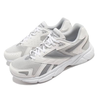 Reebok 慢跑鞋 Royal Hyperium 運動 男鞋 基本款 舒適 簡約 球鞋 避震 穿搭 白 灰 FV0302