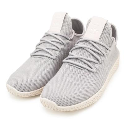 ADIDAS PW TENNIS HU W女休閒鞋-DB2553灰
