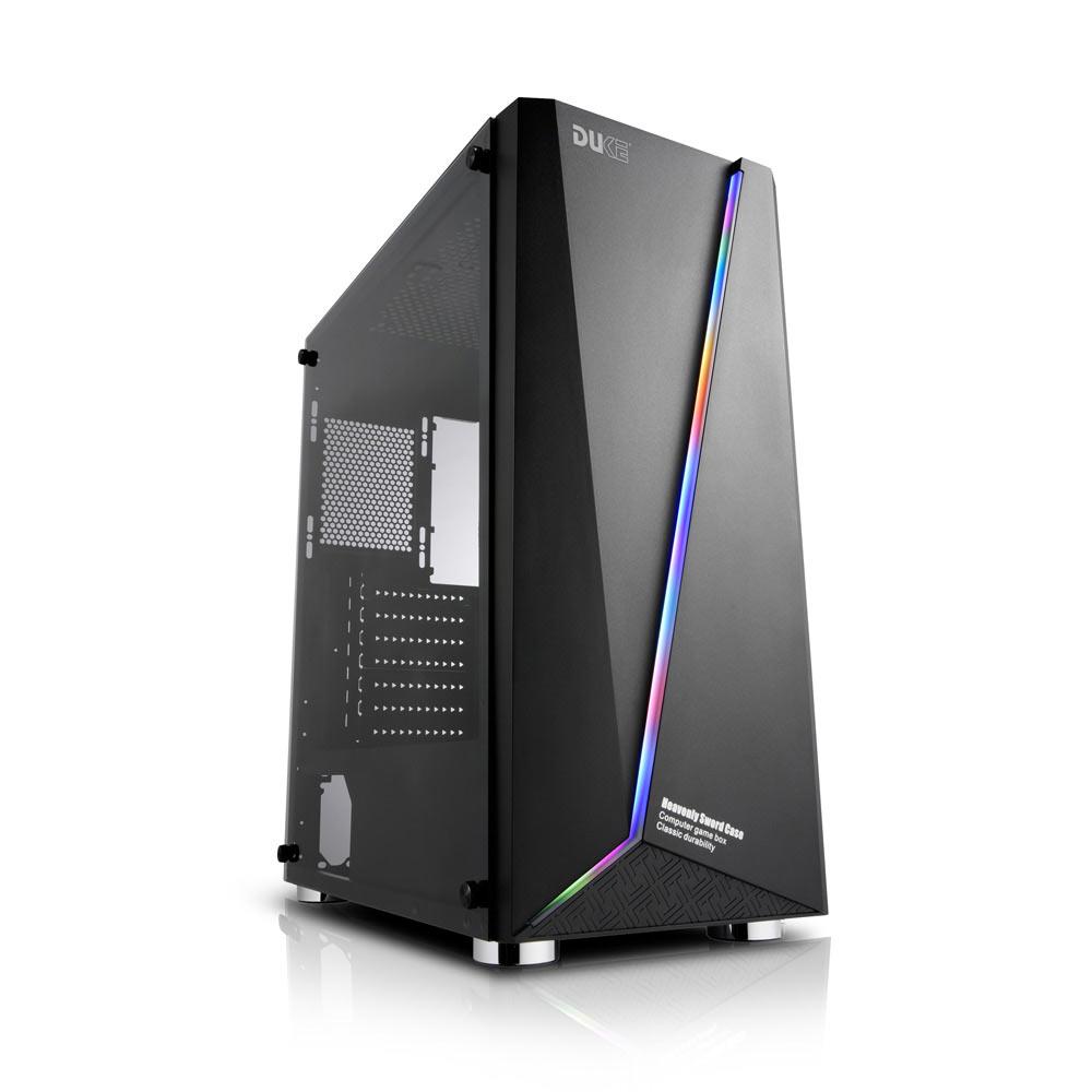 (無卡分期12期)技嘉B450平台[精武劍龍]R5六核GTX1660-6G獨顯電玩機