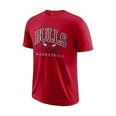 NIKE NBA 短袖T恤 公牛隊