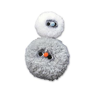 雙手牌-毬藻精靈羊毛氈材料包-小白