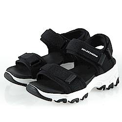 SKECHERS 女童 涼拖鞋系列 D LITES - 996334LBKW