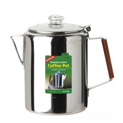 Coghlans #1342 不鏽鋼咖啡壺 12杯