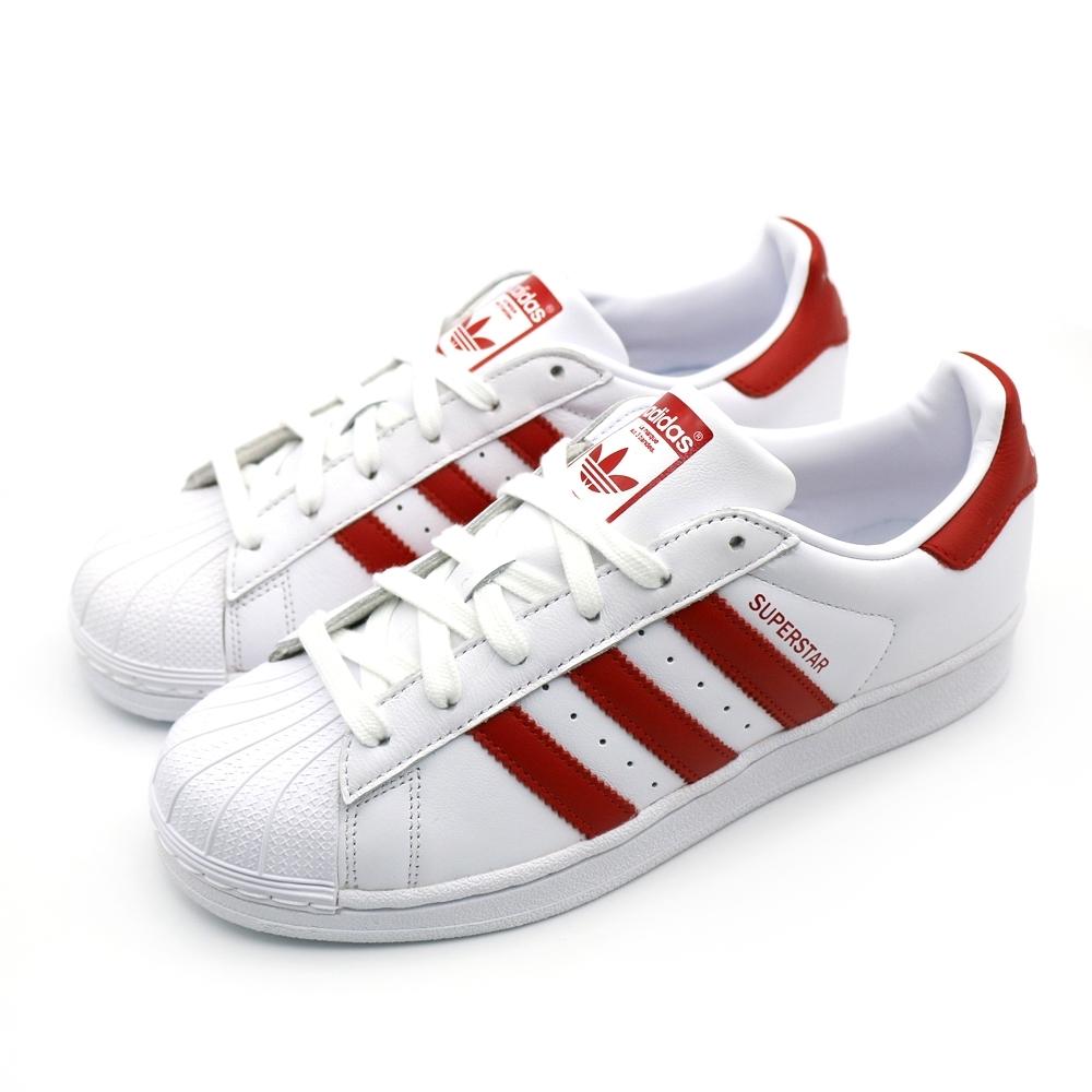 ADIDAS SUPERSTAR 男女休閒鞋-BD7420