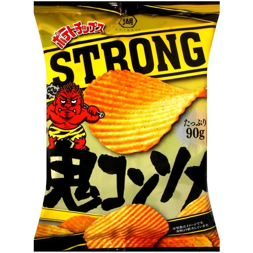 湖池屋 洋芋片-雞汁風味(90g)