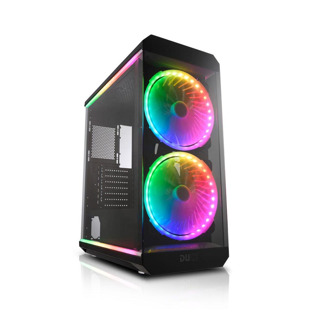 (無卡分期12期)技嘉Z390平台[烈火寒冰]i7八核GTX1660-6G獨顯電玩機