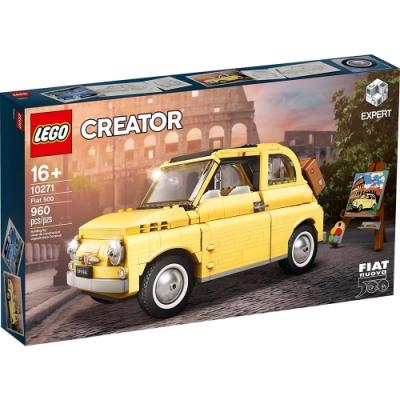 樂高LEGO Creator Expert系列 - LT10271 Fiat 500