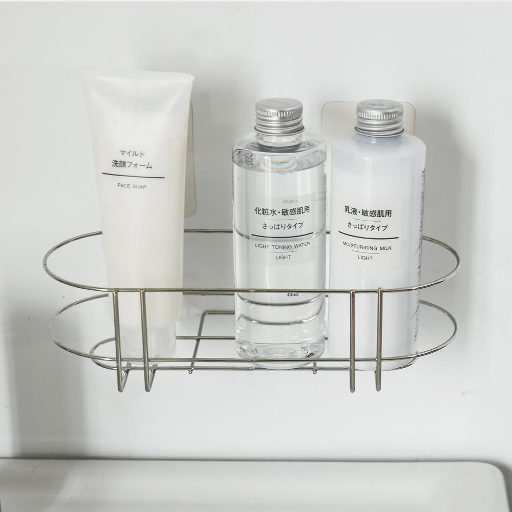 完美主義 瓶罐架/置物架/洗滌架/不鏽鋼/無痕貼