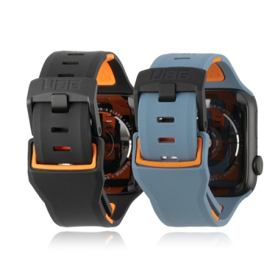 UAG Apple Watch 42/44mm 簡約舒適錶帶