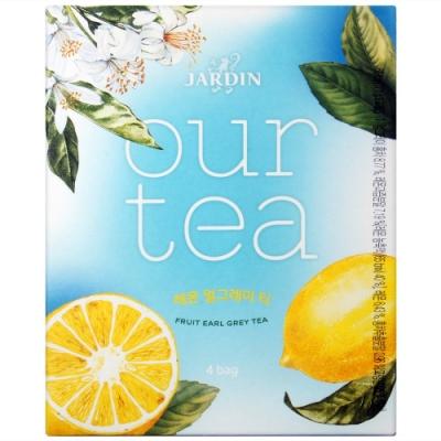 Jardin OUR TEA伯爵紅茶-檸檬風味(68.4g)
