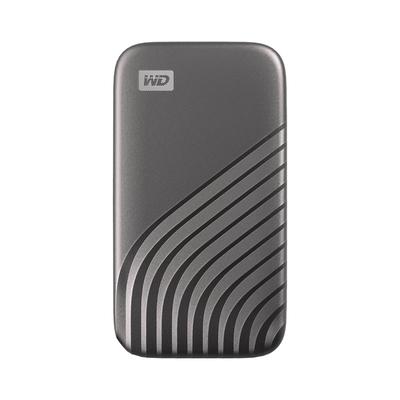 WD My Passport SSD 2TB(太空灰) 外接SSD