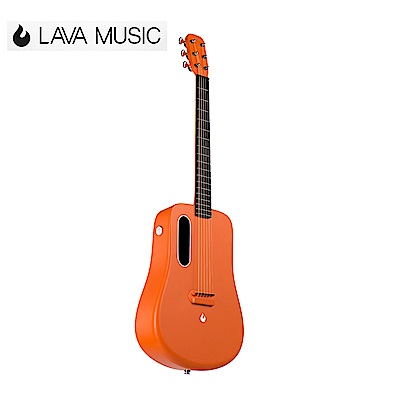 LAVA ME 2 L2 電民謠吉他 激光橙色款