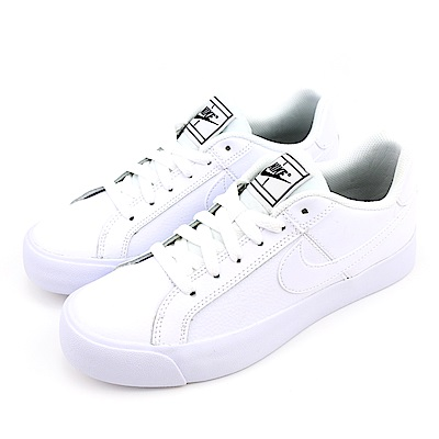 NIKE COURT ROYALE AC 女休閒鞋 AO2810102 白