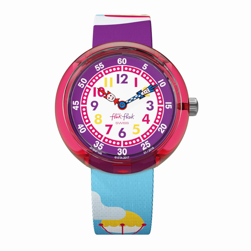 FlikFlak 兒童錶 SHIP AHOJ 航海冒險手錶