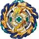 任選 戰鬥陀螺 BURST#167 幻象魔龍 不含發射器 左迴旋 超王系列TAKARA TOMY product thumbnail 1