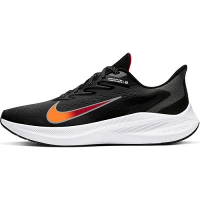 NIKE  慢跑鞋 緩震 訓練 運動鞋 男鞋 黑 CJ0291011  ZOOM WINFLO 7