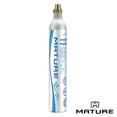 MATURE美萃 氣泡水機可填充式425g專用氣瓶