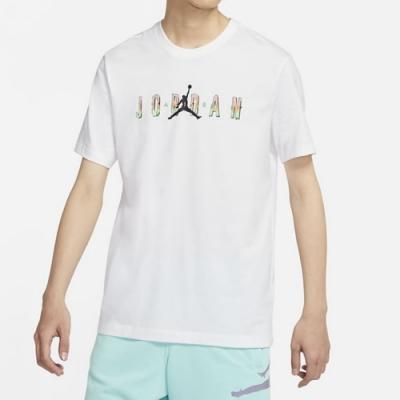 Nike J SPRT DNA HBR SS CREW 男短袖上衣 白-CZ8084100