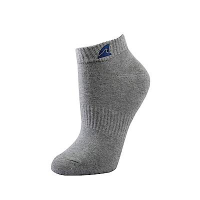 【ZEPRO】女子運動伸縮襪(襪底加厚版)-灰