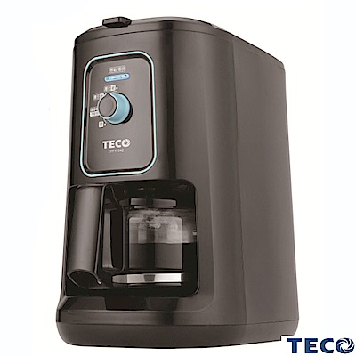 TECO東元4杯份研磨咖啡機 XYFYF042