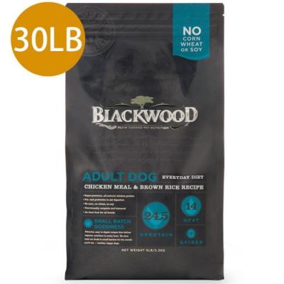 Blackwood柏萊富-特調成犬活力配方(雞肉+糙米)30LB