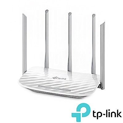 TP-Link Archer C60 AC1350 無線雙頻網路wifi分享器路由器