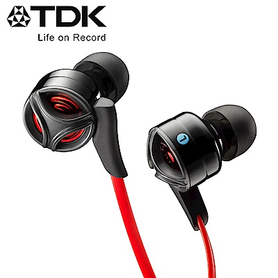 TDK 超‧重‧低‧音 耳道式耳機 CLEF- X2