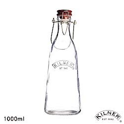 KILNER 扣式復古玻璃瓶 1.0L