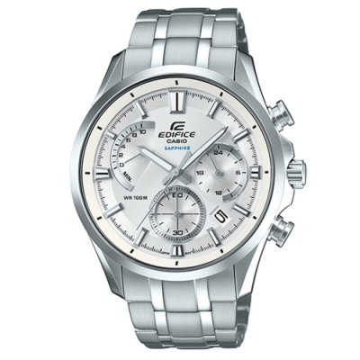 CASIO卡西歐 大方簡約EDIFICE腕錶(EFB-550D-7A)