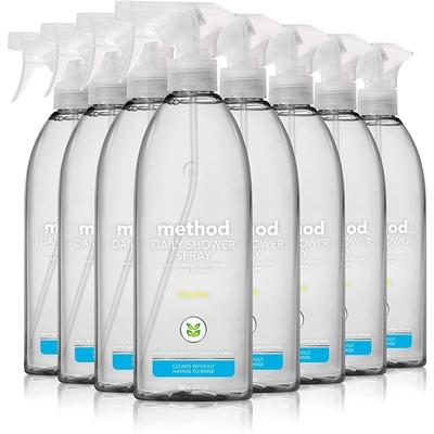 method美則浴室每日清潔劑-依蘭依蘭(828mlx8入)