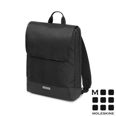 MOLESKINE METRO系列薄型後背包-黑