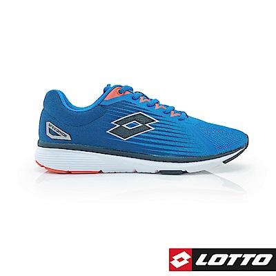 LOTTO 義大利 男 SPEEDRIDE 疾速輕量跑鞋 (藍)