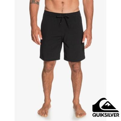 【QUIKSILVER】UNION ELASTIC AMPHIBIAN 18 水陸兩用褲  黑色