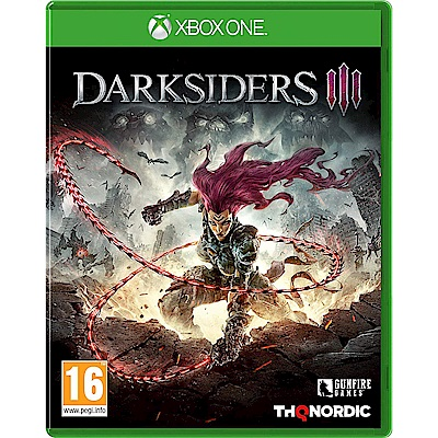 末世騎士 III 中文版 Xbox One