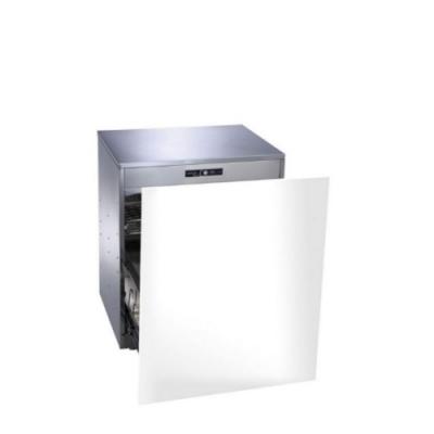 (全省安裝)櫻花落地式嵌門板臭氧殺菌高50cm烘碗機白色Q-7596AML