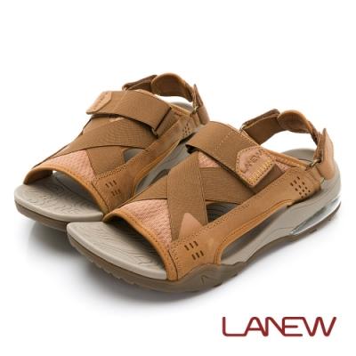 LA NEW 漫步超氣墊兩用涼鞋 拖鞋(男225053500)