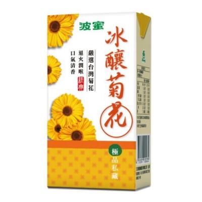 波蜜 冰釀菊花(300mlx6入)