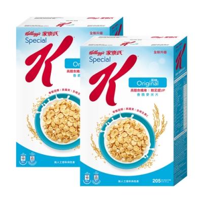 Kellogg s 家樂氏 Special K香脆麥米片(205gx2)