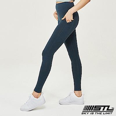 STL Rani legging 9 韓 女 高腰運動拉提褲 瑞倪深綠