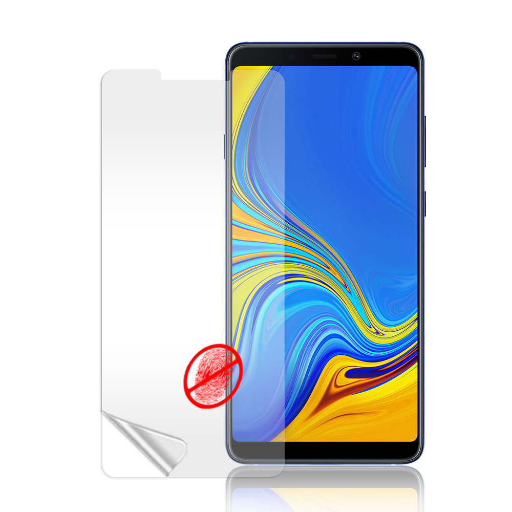 Monia Samsung Galaxy A9 (2018) 防眩光霧面耐磨保護貼