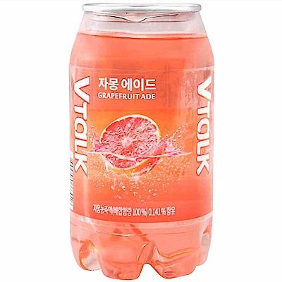 VTalk VTalk碳酸飲料-葡萄柚風味(350ml)