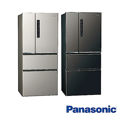 [無卡分期-12期]國際牌 610公升 1級變頻4門電冰箱 NR-D610HV